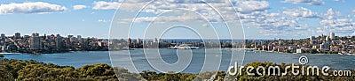 Manly Wharf Australia - Panoramic