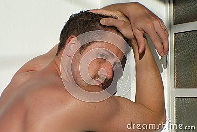 Mannelijk model
