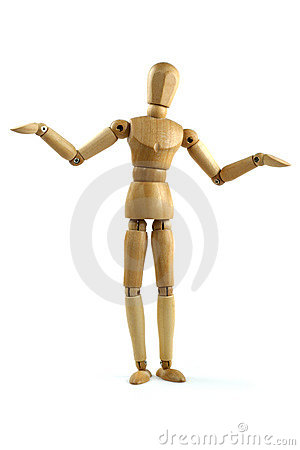 Free Mannequin 03 Stock Photography - 7682