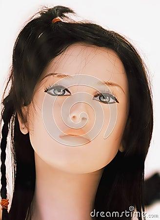 Mannequin Beauty -