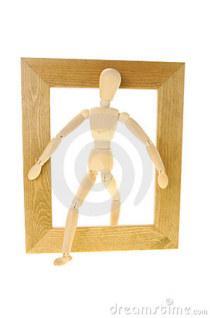 Mannequin frame
