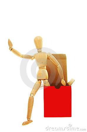 Mannequin out of box