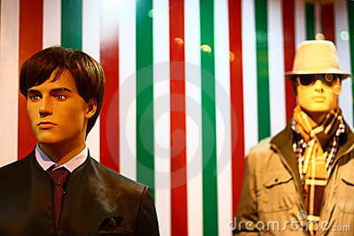 Mannequins that Tempt Apparel Window Shopping