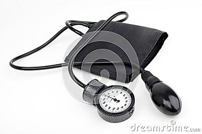 Manometer for blood pressure
