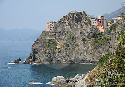 Italy. Manorola Cinque Terre