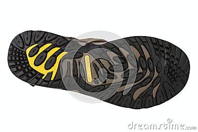 Mans sandal