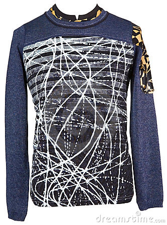 Mans sweatshirt