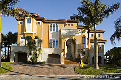 Mansion in Florida