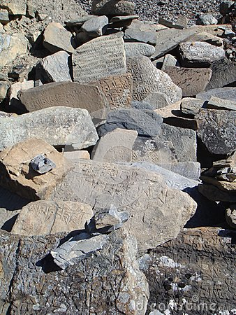 Mantra stones 4