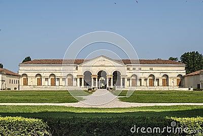 Mantua, Palazzo Te