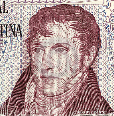 Manuel Belgrano Editorial Image
