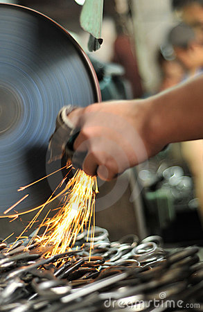 Free Manufacturing Industry Royalty Free Stock Photos - 12312288