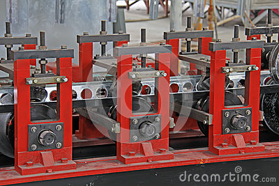 Manufacturing production equipment feature