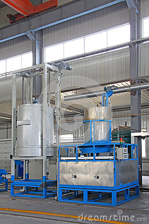Manufacturing production line filling equipment