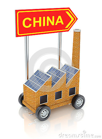 Manufacturing transfer to China