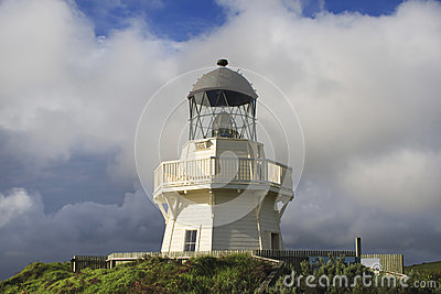 Manukau Heads Lighthouse