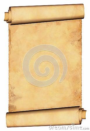 Manuscript roll