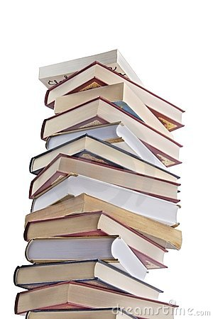 Free Many Books Stock Photography - 4875482