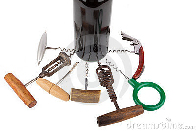 Many Corkscrews