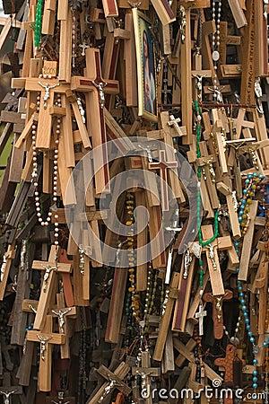 Free Many Crosses Stock Photo - 260520