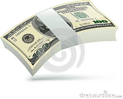 Many dollars