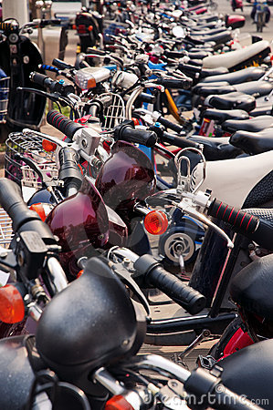 Many  Electric bicycle