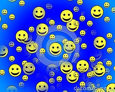 Many Happy Faces 3