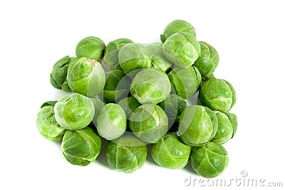 Many healthy sprouts