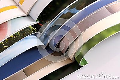 Many   magazines