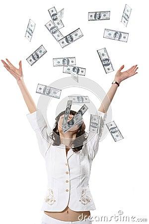 Free Many Money Royalty Free Stock Image - 4425176