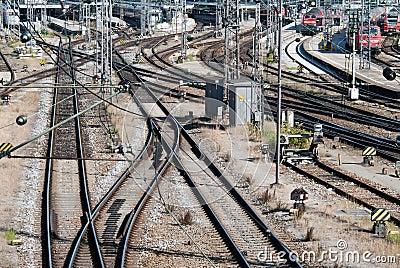 Many rails
