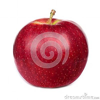 Manzana rojo oscuro