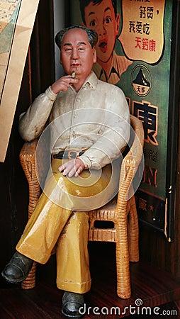 Mao Editorial Image
