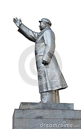 Mao monument