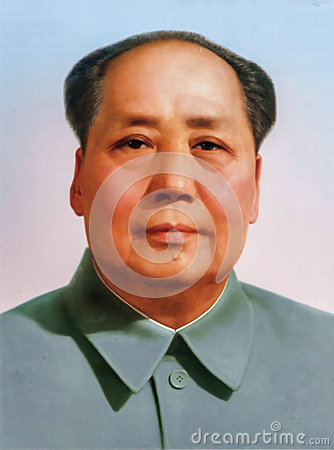 Mao Tse Tung Editorial Stock Image