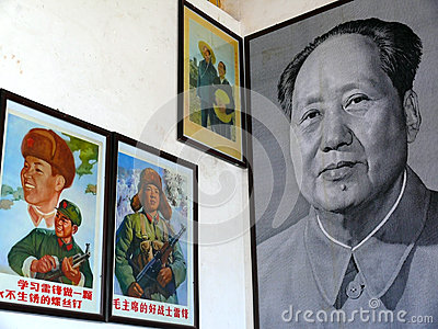 Mao Zedong Editorial Photo