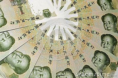 Mao Zedong von einer Banknote II.