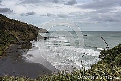Maori bay overview
