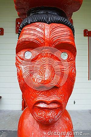Maori Sculpture Art