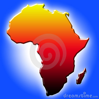 The Map of Africa