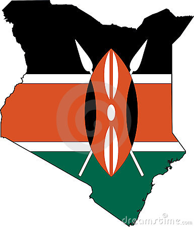 Map Kenya