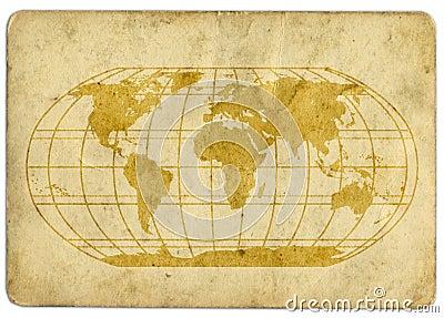 Mapa viejo