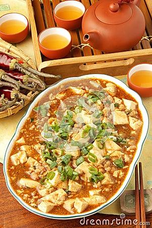 Free Mapo Tofu Stock Photography - 16075852