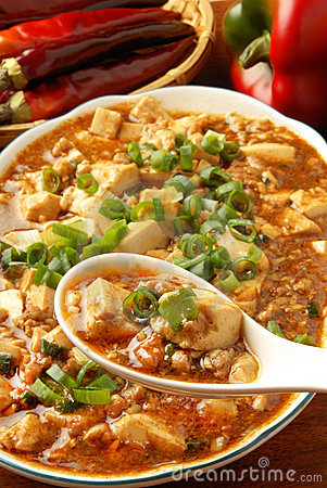 Free Mapo Tofu Stock Images - 16076174