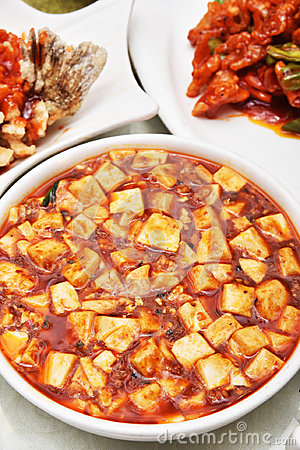Free Mapo Tofu Stock Photos - 96589013