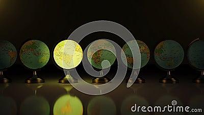 Mappa di mondo