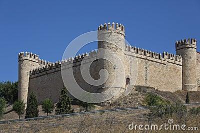 Maqueda Castle - Spain
