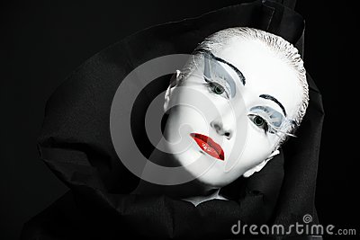 Maquillaje del teatro