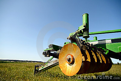 Maquinaria de la agricultura