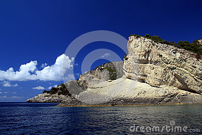 Mar Ionian bonito, Zakynthos Greece